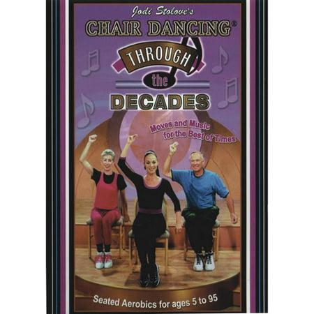 Chair Dancing Through the Decades DVD ()