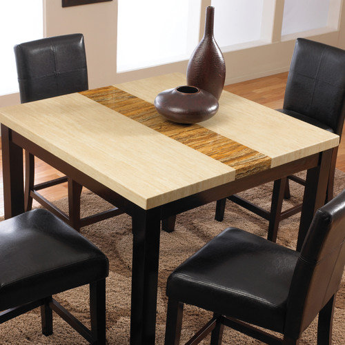 Welton USA Trinity II 5 Piece Counter Height Dining Set