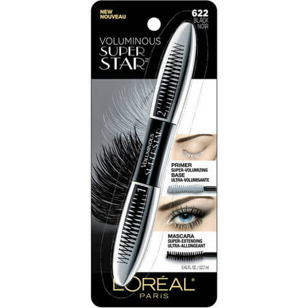 L'Oreal Paris Voluminous Superstar Washable Mascara