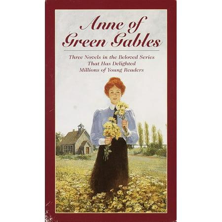 Anne Of Green Gables 3 Book Box Set Volume I Anne Of