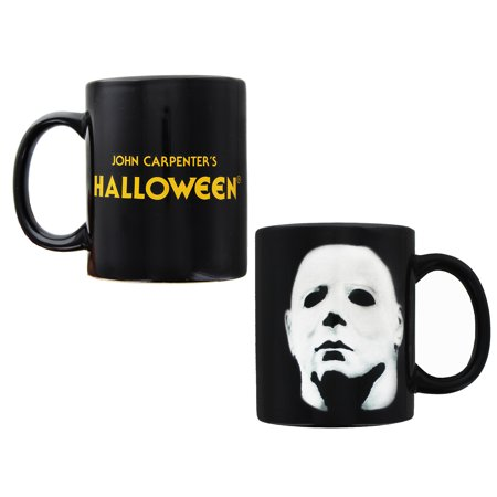 Halloween Michael Myers Heat Change Mug - Halloween Entertaining Serveware