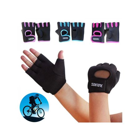 VICOODA Apparel Cycling Gloves with Anti-Slip Gel Shock Absorbing Padded Breathable Half Finger Short Sports Gloves Accessories for Men/Women Bicycle Bicycling Mountain Bike Gloves Black Professional Bike Glove