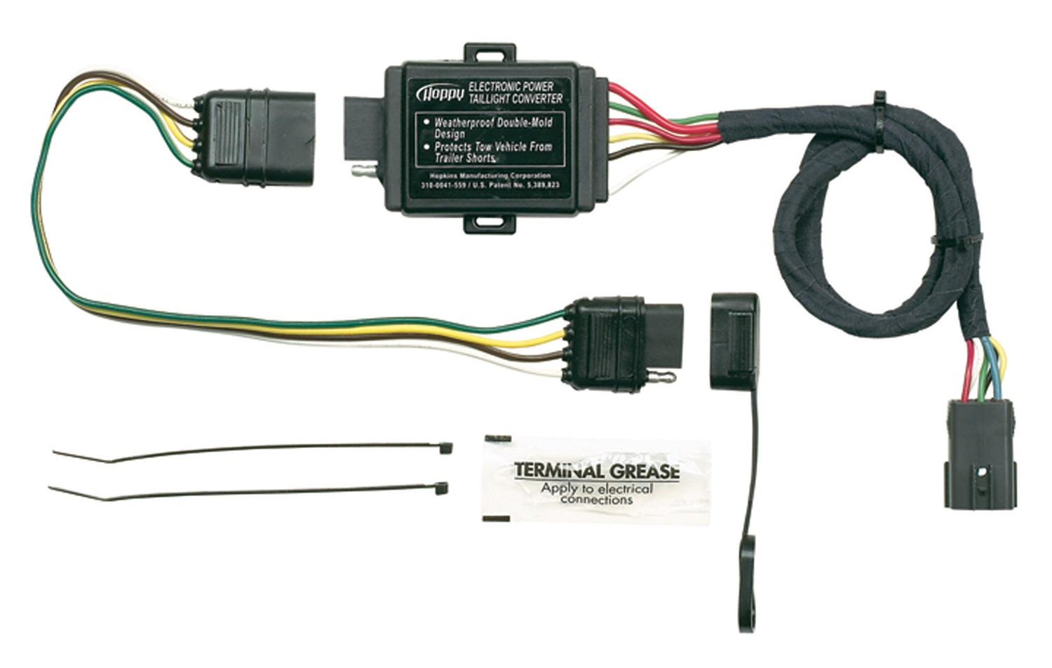 2009 Rav4 Trailer Wiring Harness Kit Trusted Diagram 20062012 Toyota Curt T Connector 56165 Lights