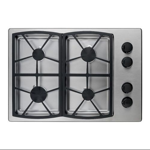 "Dacor  SGM304SH Classic Series 30"" Cooktop in Natural Gas with High Altitude  4 Sealed Burners  Instant"