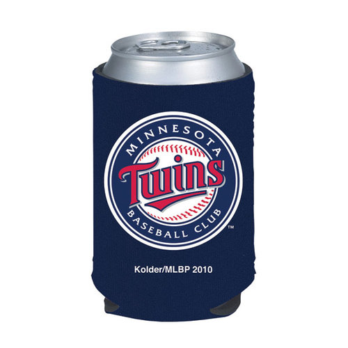 MLB - Minnesota Twins Collapsible Can Koozie