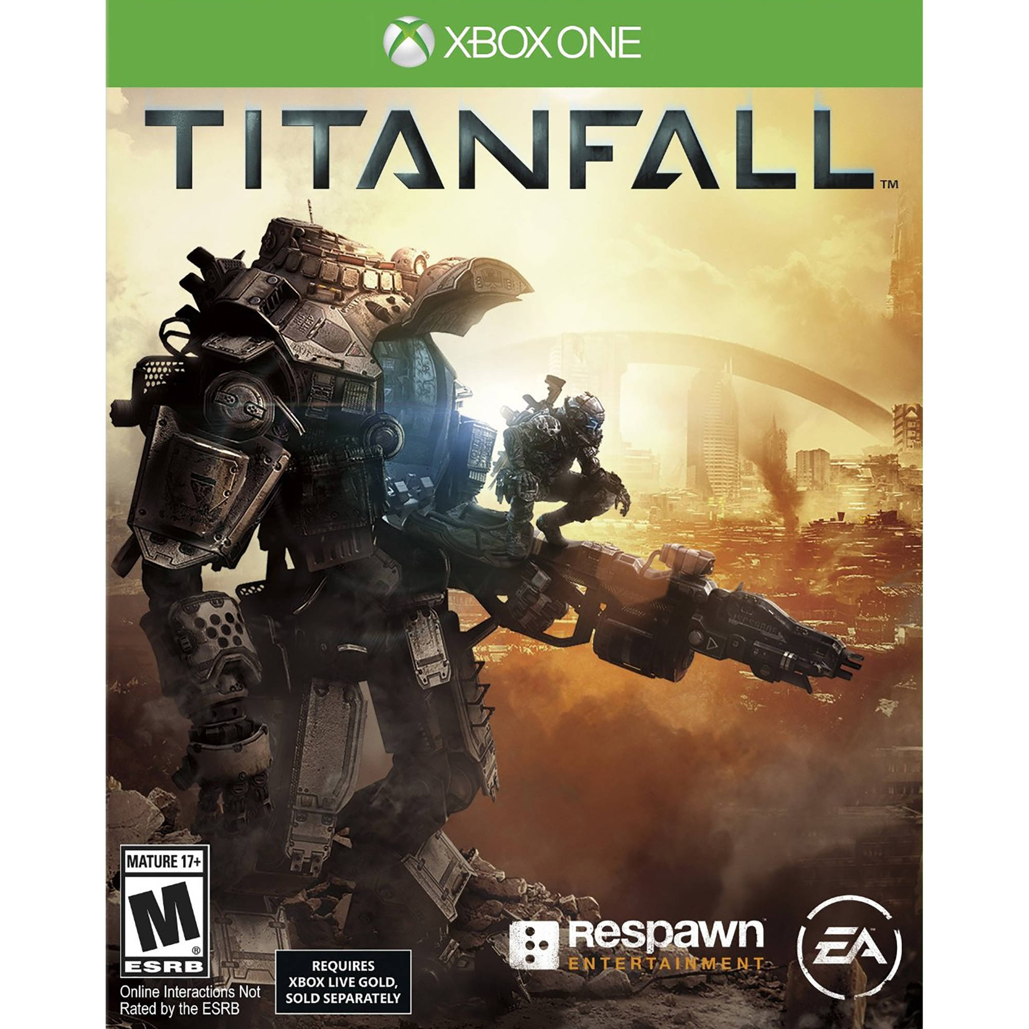 Titanfall (Xbox One) Electronic Arts, 14633730326