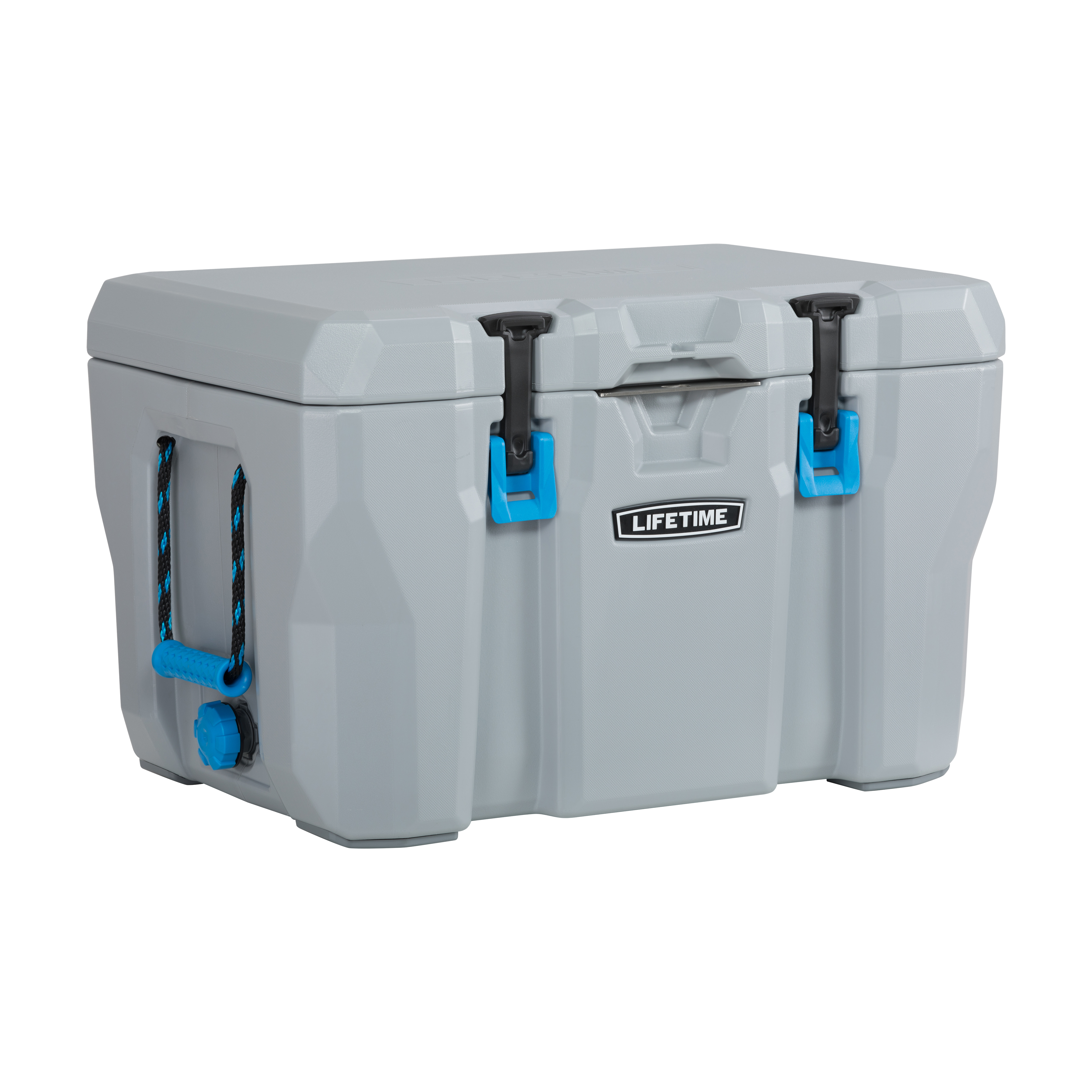 Lifetime 55 Quart High Performance Cooler, Grey, 90820 by Lifetime Products