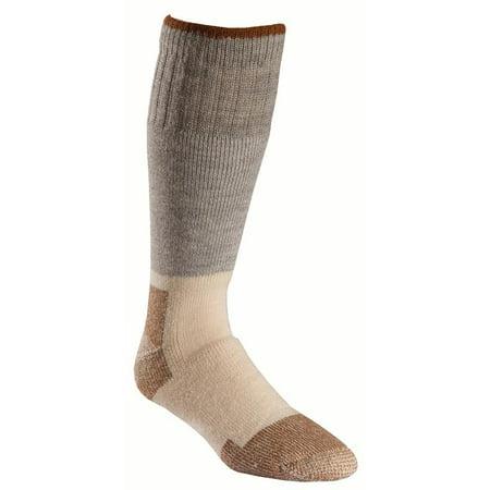Fox River Steel-Toe Wool Boot Men`s Heavyweight Mid-calf Socks, Medium, Grey