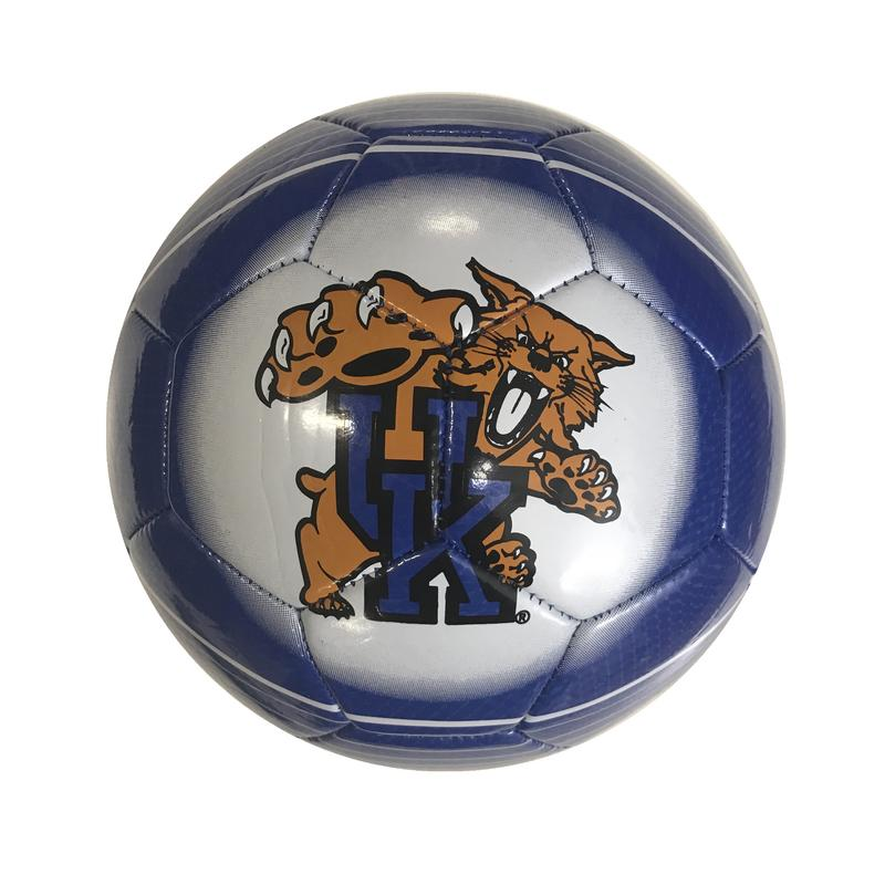 KENTUCKY WILDCATS Official Licensed Regulation Soccer Ball Size 5 by ICON Sports