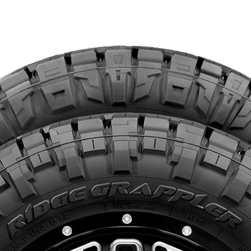 NITTO Ridge Grappler all/_ Season Radial Tire-LT295//65R20 E 129//126Q 129Q