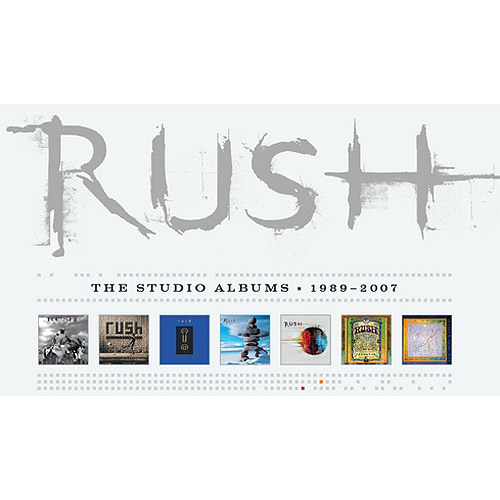 The Studio Albums 1989-2007 (7CD)