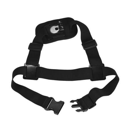 Adjustable Action Camera Single Shoulder Chest Strap Mount for GoPro hero 7/6/5/4 SJCAM /YI (Action Cam Chest Strap)
