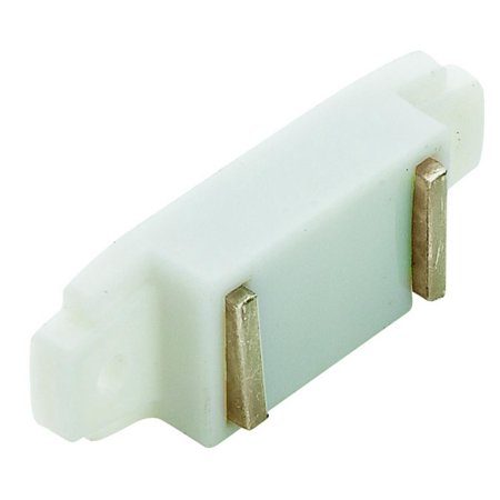 White Magnetic Cabinet Door Catch