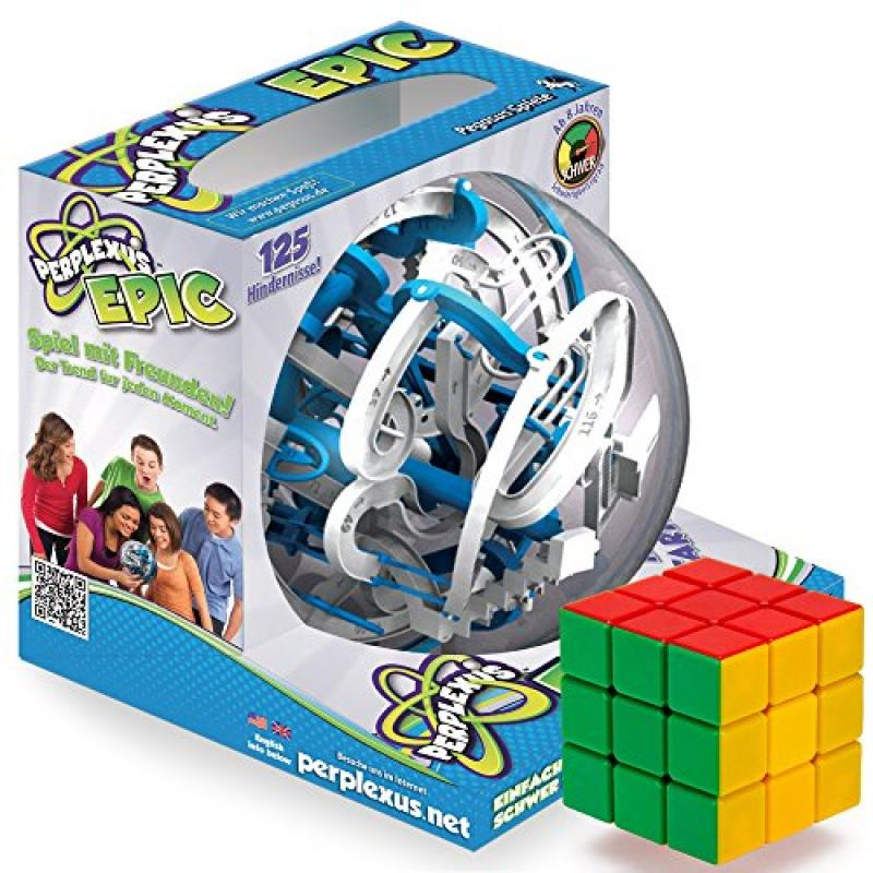 The Epic Brain-Bending Bundle: Perplexus Epic and a Brybe...