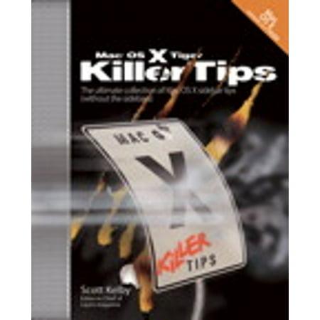 Mac OS X Tiger Killer Tips - - Tiger Sniper Tips