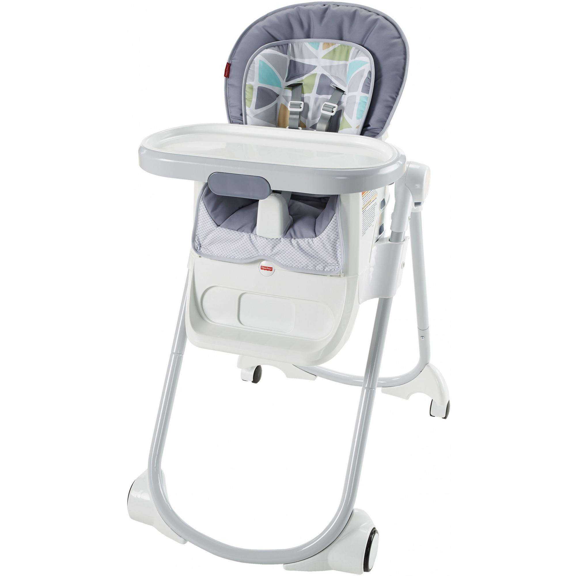 Fisher Price 4-in-1 Total Clean High Chair by Fisher-Price