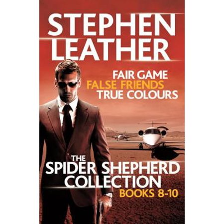 The Spider Shepherd Collection 8-10 - eBook