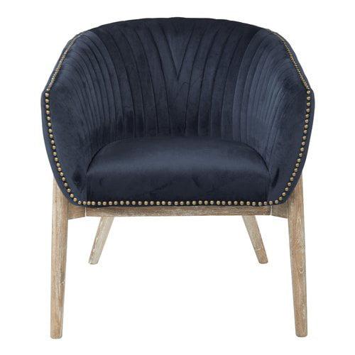 Superb Bungalow Rose Pederson Barrel Chair Walmart Com Evergreenethics Interior Chair Design Evergreenethicsorg