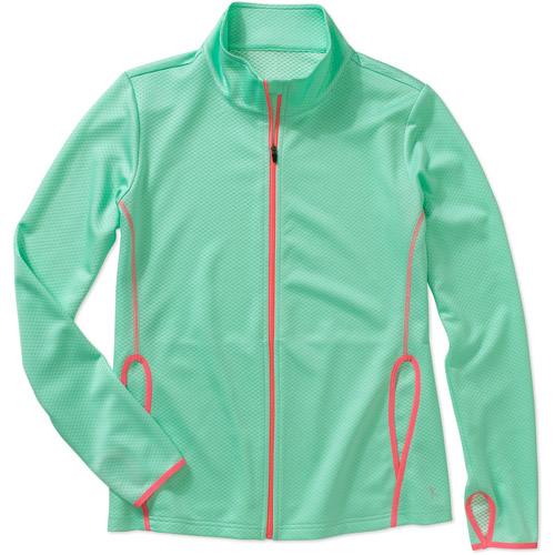 Danskin Now Women's Textured Active Jacket