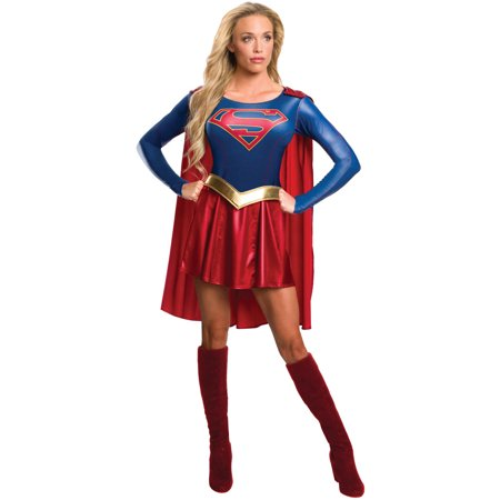 Supergirl TV Series Adult Halloween Costume