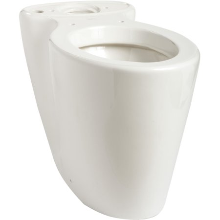 Mansfield 177 White Enso Elongated Comfort Height Toilet Bowl