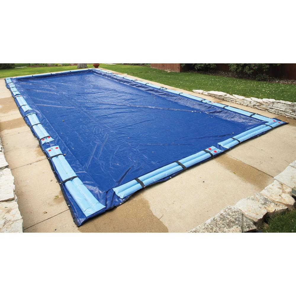 BlueWave WC960 In-Ground 15 Year Winter Cover For 16' x 36' Rect Pool