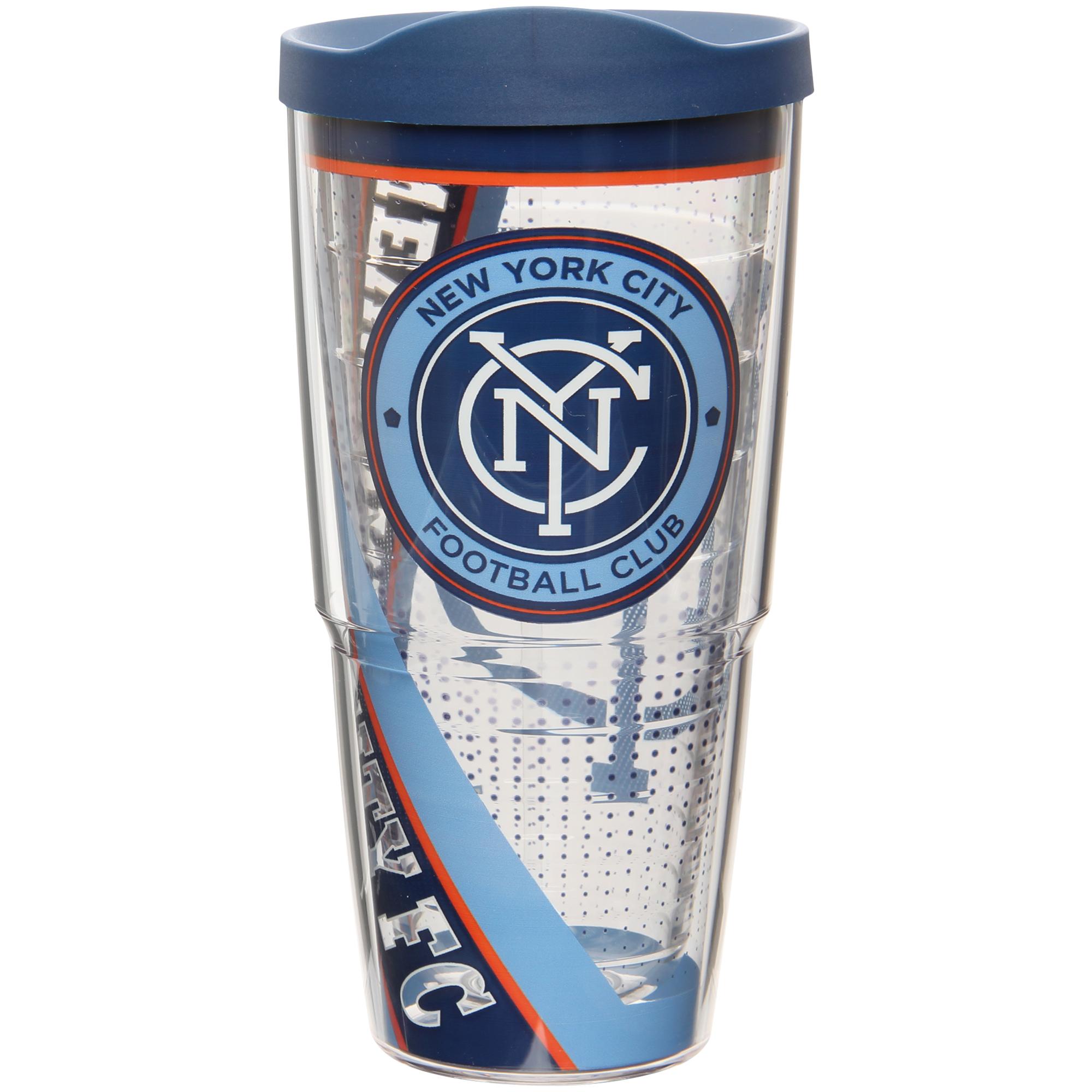 New York City FC Tervis 24oz. Striker Wrap Tumbler - No Size