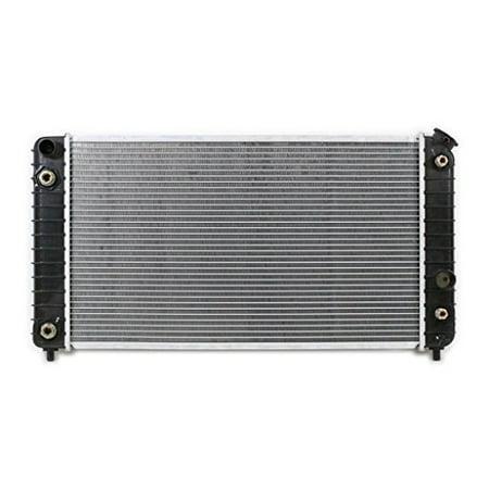 Radiator - Pacific Best Inc For/Fit 1826 Chevrolet S10 S15 Blazer Jimmy Bravada V6 4.3L AT PT/AC 1-Row