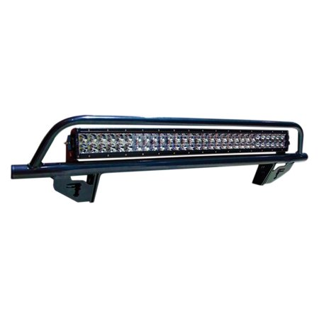 Off Road System - N-Fab T1230ORL Off-Road Light Bar Multi-Mount System Fits 12-15 Tacoma