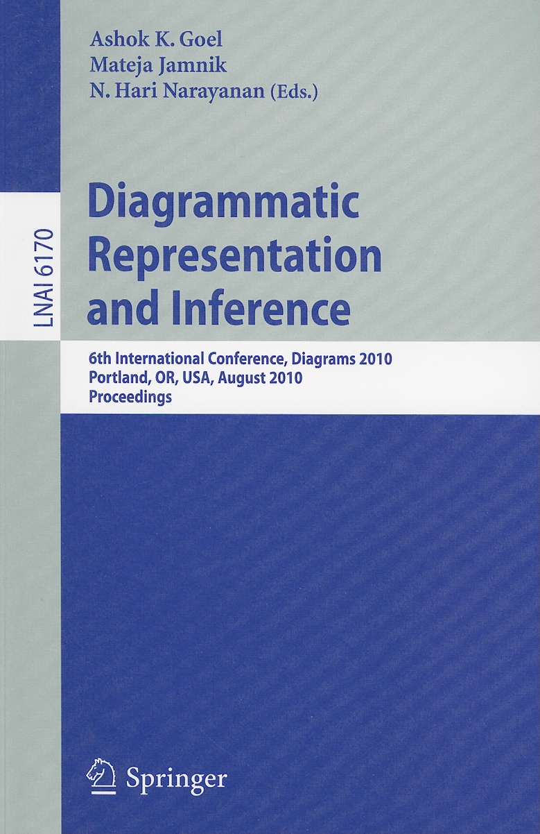 Diagram  Diagrammatic Representation And Inference 6th International Conference Diagrams 2010