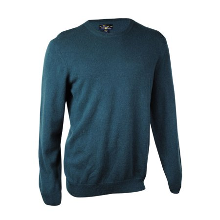 Club Room Mens Estate Cashmere Crewneck Sweater by