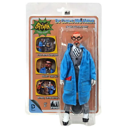 Mad Hatter Retro Action Figure The Mad Sculptor Variant Batman