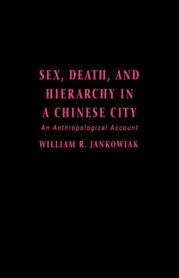 Chinese city death hierarchy in sex