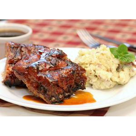 (The Ribs Cookbook - 134 Recipes - eBook)