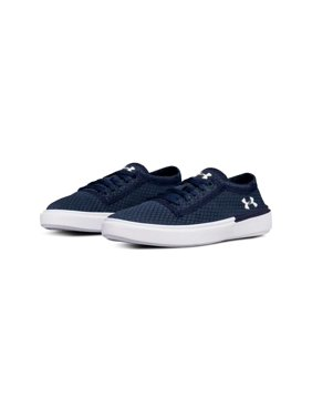 7bfba91d52382 Product Image Kids Under Armour Girls Kickit2 Low Low Top Lace Up Skateboarding  Shoes