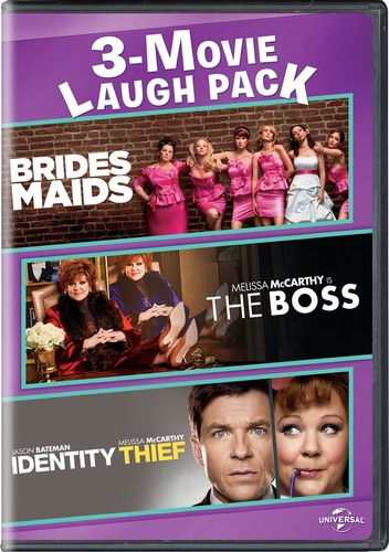 Bridesmaids The Boss Identity Thief Dvd Walmart