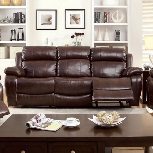 Hokku Designs Walfred Reclining Sofa by Hokku Designs