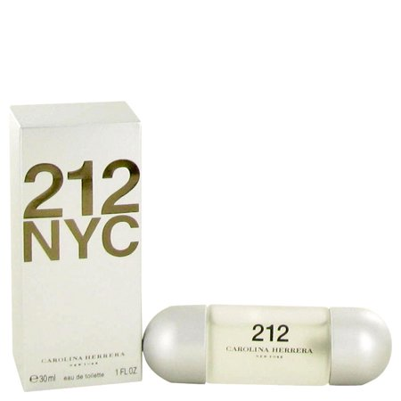 Carolina Herrera 212 Eau De Toilette Spray (New Packaging) for Women 1 oz