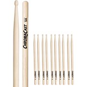 ChromaCast 5A Hickory Drumsticks, 6 Pairs