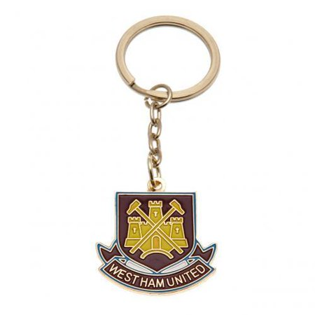 Bolo Key West Hideaway - West Ham United FC - Club Crest Key Chain