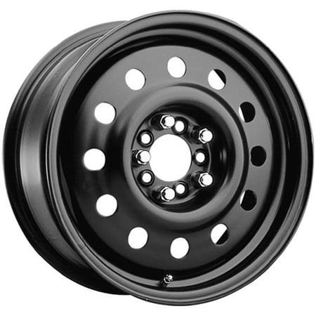 Pacer 84B Mod 16x6.5 5x100/5x115 +42mm Black Wheel Rim 16