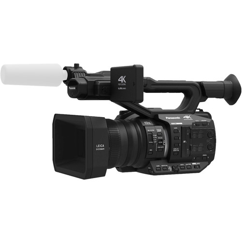 Panasonic AG-UX90 4K Standard Professional Camcorder by Panasonic