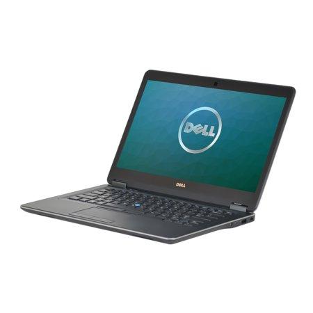 Refurbished Dell E7440 Laptop, 14'', Core i5-4300U 1.9GHz, 8GB RAM, 500GB SSD, Windows 10 64-bit (8gb Ram Labtop)