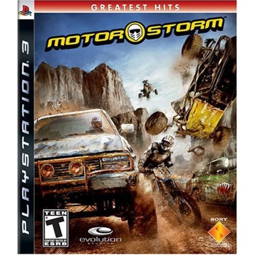 MotorStorm - Greatest Hits (PS3)