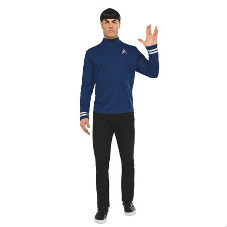 Star Trek Mens Adult Spock Halloween Costume