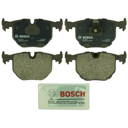 Go-Parts OE Replacement for 2000-2006 BMW X5 Rear Disc Brake Pad Set for BMW X5 (Alpina / (Bmw F10 Rear Brake Pad Replacement Cost)
