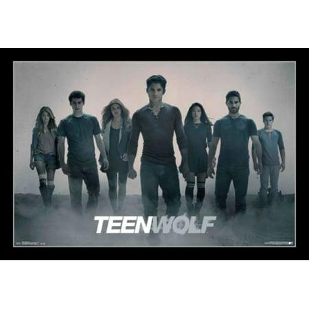 Teen Wolf - Ash Poster Print