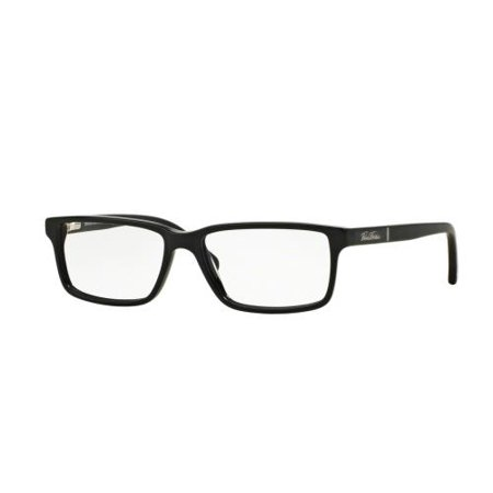 18076707387 BROOKS BROTHERS Eyeglasses BB 2029 6095 Black Matte Black 55MM - Walmart.com
