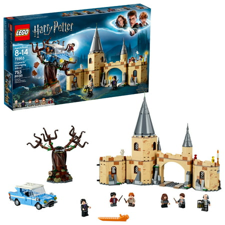 LEGO Harry Potter Hogwarts Whomping Willow 75953 (753 Pieces)