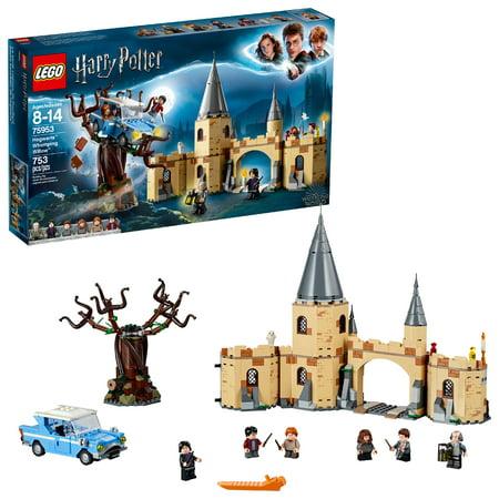 LEGO Harry Potter TM Hogwarts™ Whomping Willow™ 75953 - Lego Gear Set